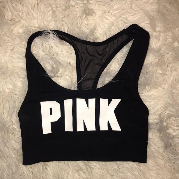 Victoria's Secret Other - Victoria's Secret pink sports bra XS